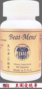 更年清平衡素 Beat-Meno