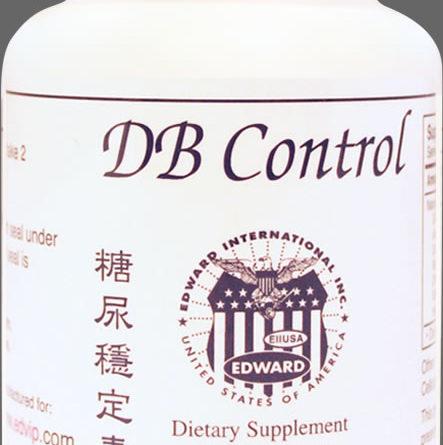 糖尿稳定素 美国爱德华 DB Control
